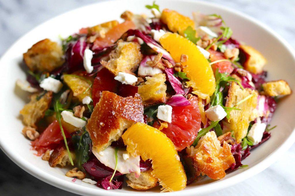 Radicchio Citrus Salad