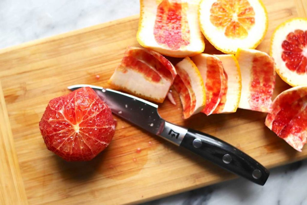Radicchio Citrus Salad Recipe